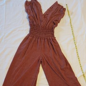 Other - Max Edition Wide Leg Jumpsuit